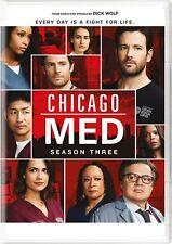 Chicago MED: Season 3 (DVD, 2018, 5-Disc Set)