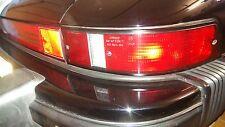Gummidichtung Stossstange hinten für Porsche 911 74-89, OE-Nr: 91150308505