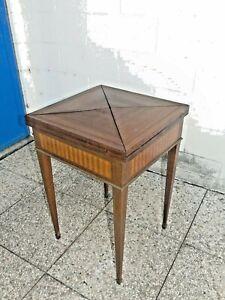 Tavolino da gioco Napoleone III 1880 francese