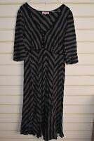Per Una Marks and Spencer Dress - Long Length - Size 14 (RefD6)