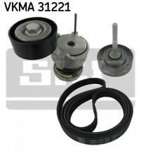Keilrippenriemensatz für Riementrieb SKF VKMA 31221
