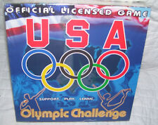 """""""USA OLYMPIC CHALLENGE""""  Official Licensed game Factory Sealed"""