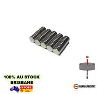 200x Micro 10X1.6X0.7mm N48 MagnetsNeodymium Rare Earth Thin Magnet Craft Art