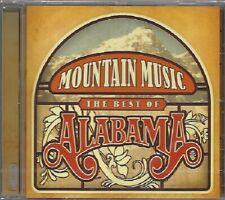 ALABAMA / MOUNTAIN MUSIC - THE BEST OF ALABAMA * NEW CD 2009 * NEU *