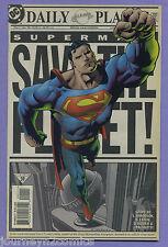 Superman Save the Planet #1 1998 Collector's Edition Acetate Simonson Eaton DC v