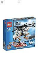 LEGO City Coast Guard Helicopter (60013)