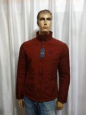 ARMANI Jeans mens QMB72/AE RED SHELL Modern Fit short Jacket US M EU 50 NEW