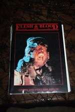 FLESH AND BLOOD ISSUE NO. 5 - FINE CONDITION!!