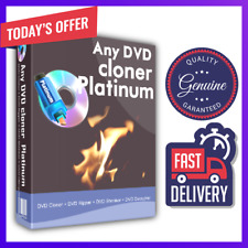 Any DVD Cloner Platinum 2020 🔥LIFETIME  -3 DEVICES🔥 FAST ⚡AUTHORIZED RESSELER⚡