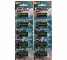 10 X Eunicell 4LR44, 476A, PX28, 4G13,L1325, A544, 6v Battery Zero Mercury Added