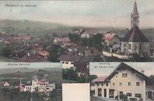 71718/53 - Henndorf am Wallersee mit Brauerei und Handlung Unverdorben 1911