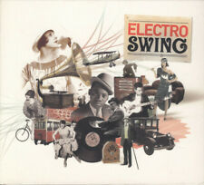 ELECTRO SWING = Belleruche/Stelar/Belugas/G-Swing/Kormac...= CD = groovesDELUXE!
