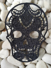 Skull - Free Standing Lace