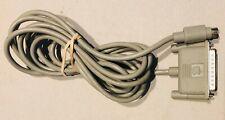 APPLE MACINTOSH SERIAL PRINTER CABLE 590-0556-A