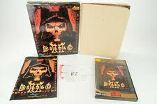 PC *Diablo II/ 2* OVP mit Anleitung Big Box CiB