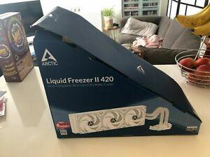 Arctic Liquid Freezer II 420mm Liquid CPU Cooler