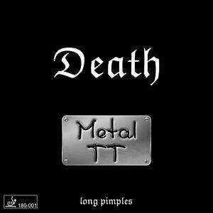 Metal TT DEATH gefährliche lange Noppe Tischtennis Belag NEU OVP inkl.Lieferung