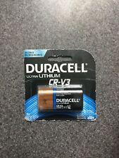 Duracell Ultra Lithium CR-V3 M23D