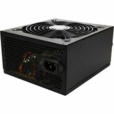 Logisys 650W 20+4-Pin ATX Power Supply w/ 140mm Cooling Fan