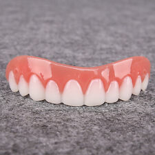 Instant Cosmetic Teeth Fake Tooth Cover Dental False Natural Snap On Perfect