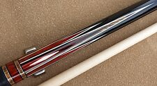 New Custom Lucasi Pool Cue LZC39 8 Points High/low Cocobolo Bocote BLK Leather