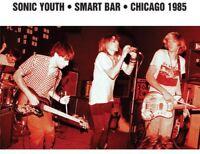 Sonic Youth - Smart Bar Chicago 1985 [New Vinyl LP] 2 Pack, Digital Download