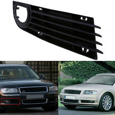 Right Side Front Bumper Lower Fog Light Grilles Grill For Audi A8 D3 2006-2008