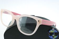 Prada RX Eyeglasses VPR 21S-F UEW-1O1 Opal/Dark Pink Full Rim Frame [53-19-140]
