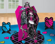 MONSTER HIGH DOLLS Birthday party supplies TABLE CENTERPIECE 13pcs decoration