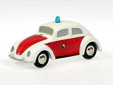 """Schuco PICCOLO VW Maggiolino """"professionale vigili del fuoco città Zurigo"""" # 50126009"""