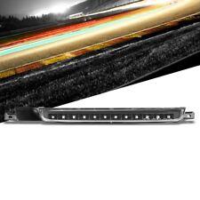 Black Housing Clear Lens LED Rear 3RD Third Brake Light For 07-09 Torrent