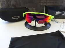 Oakley Radar EV Asian Fit Retina Burn Prizm Road NIB RARE