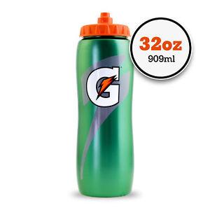 Gatorade 32oz Contour Squeeze Sports Bottle - with Valve cap - AMERICAN IMPORT