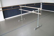 mobile Ballettstange,Ballett, 2 Ständer mit Stangen, freistehend - neue Version