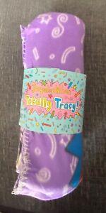 Jacqueline Wilson's totally Tracey fleece blanket