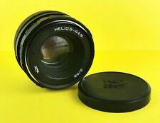 Helios 44m Lens 58mm M42 Screw Mount USSR Russia, for Canon, Nikon, Sony, Zenit