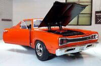 G LGB 1:24 Scale Dodge Coronet Superbee 1969 Motormax Diecast Model Car 73315