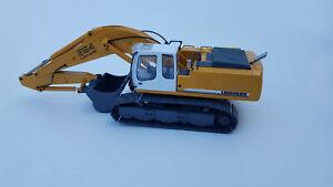Liebherr R 954 C Hydraulik Tieflöffel Bagger 1:50 Conrad # 2921/0 OVP Neu