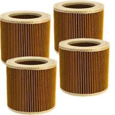 4x Lamellen Filterpatrone Filter Ersatz f. Kärcher SE 4001, SE 4002, 6.414-552.0