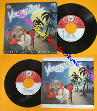 LP 45 7'' LIFE LOVE & LIBERTY Young boy 1983 italy BABY RECORDS no cd mc dvd (*)