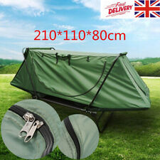 1-2person Foldable Camping Tent Picnic Outdoor Hiking Bed cot Sleeping
