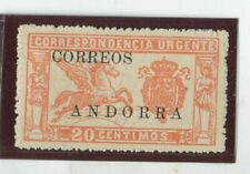 Andorra French Stamps Scott #E2 MINT,H,VF (X3682N)