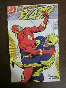 Flash #6 - second series - Speed Demon - domestic violence story - Jackson Guice