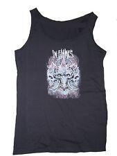 In Flames-Triple Jester-Tank Top Ragazzina Donna Shirt-Taglia Size L