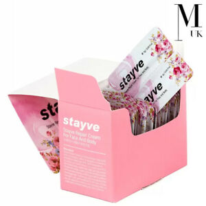 STAYVE Repair Cream Aftercare Lotion Laser Tattoo Microblading MESO Care BB CC