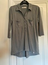 Ladies Hollister Collared Top Size S