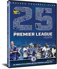 Chelsea FC The Premier League Years [DVD] NEU 25 Beste Spiele Rückblick Review
