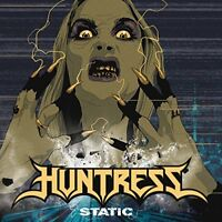 Huntress - Static [CD]