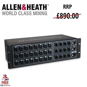 Allen & Heath AR2412 Audio Digital Stagebox Audio Rack