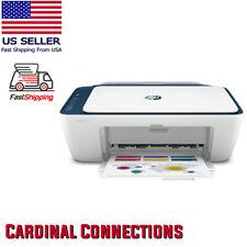 HP Deskjet 2732 Wireless All-in-One Color Inkjet Printer Instant Ink Indigo